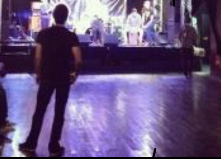 滞仏日記「ついに息子がステージに立った!」