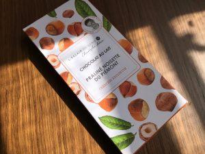滞仏日記「パリのスーパーで買える板チョコ5選」