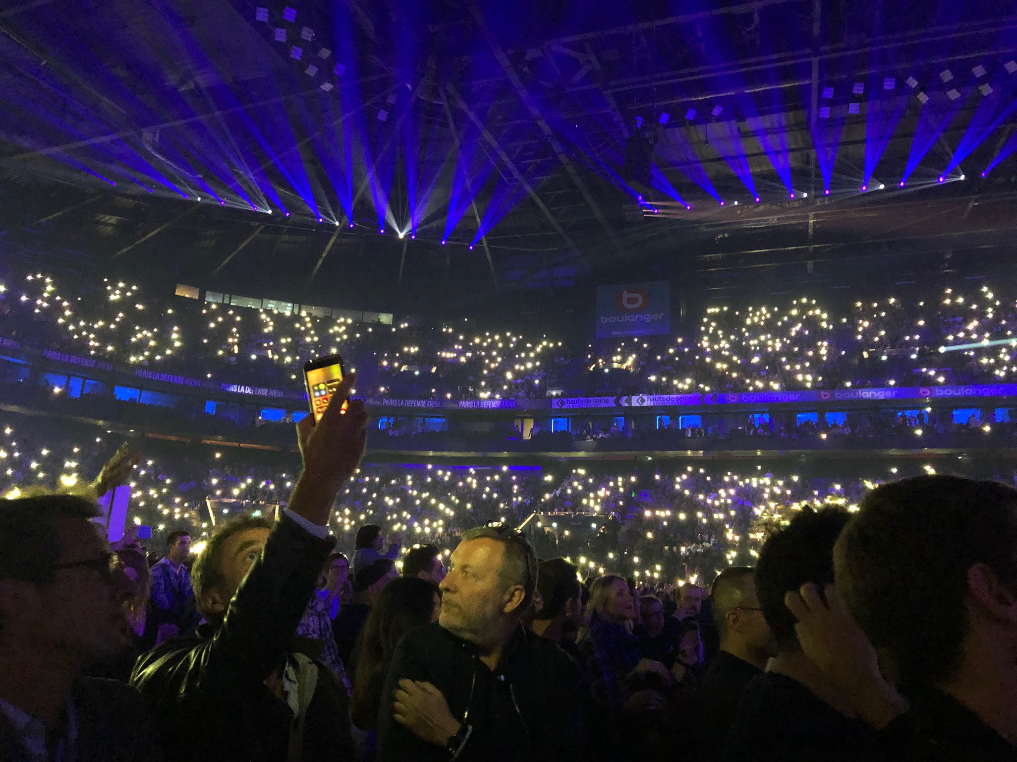 フランスの歌姫、ミレーヌ・ファルメール2019コンサートはじまる!