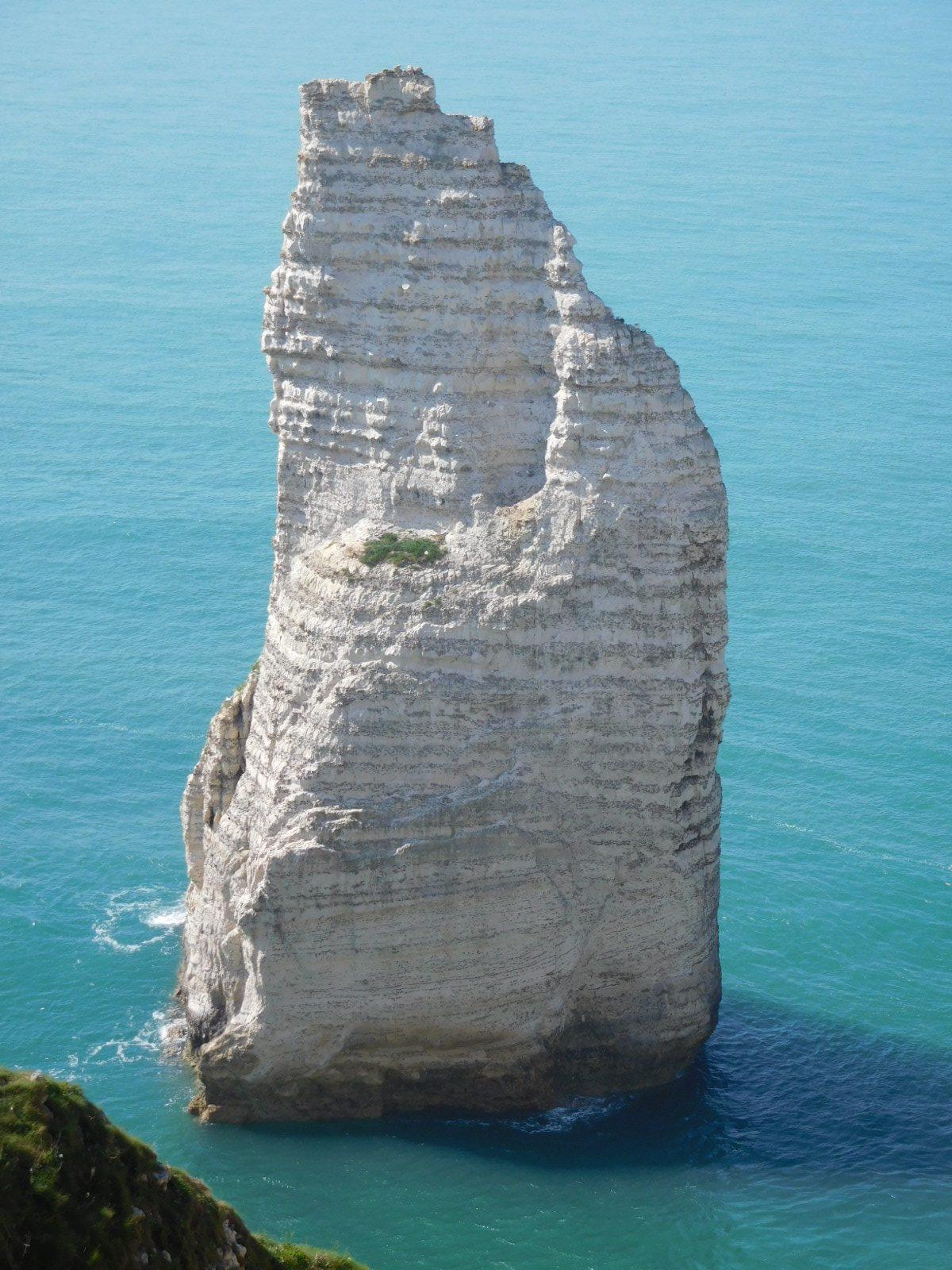 断崖の街エトルタ、アルセーヌ・ルパンを巡る冒険