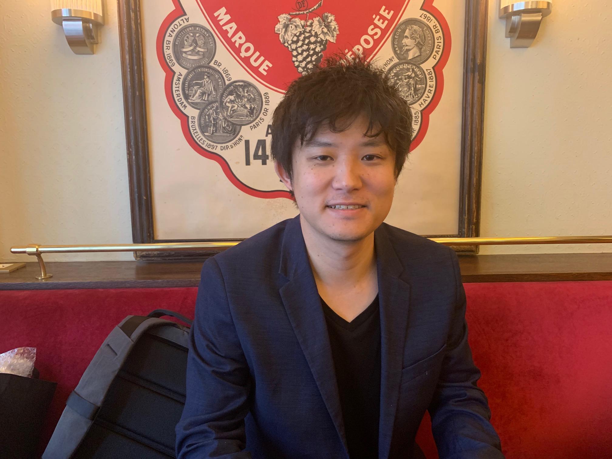 ザ・インタビュー「福島の青年がパリで話題を集めるまでのデザインストーリー」