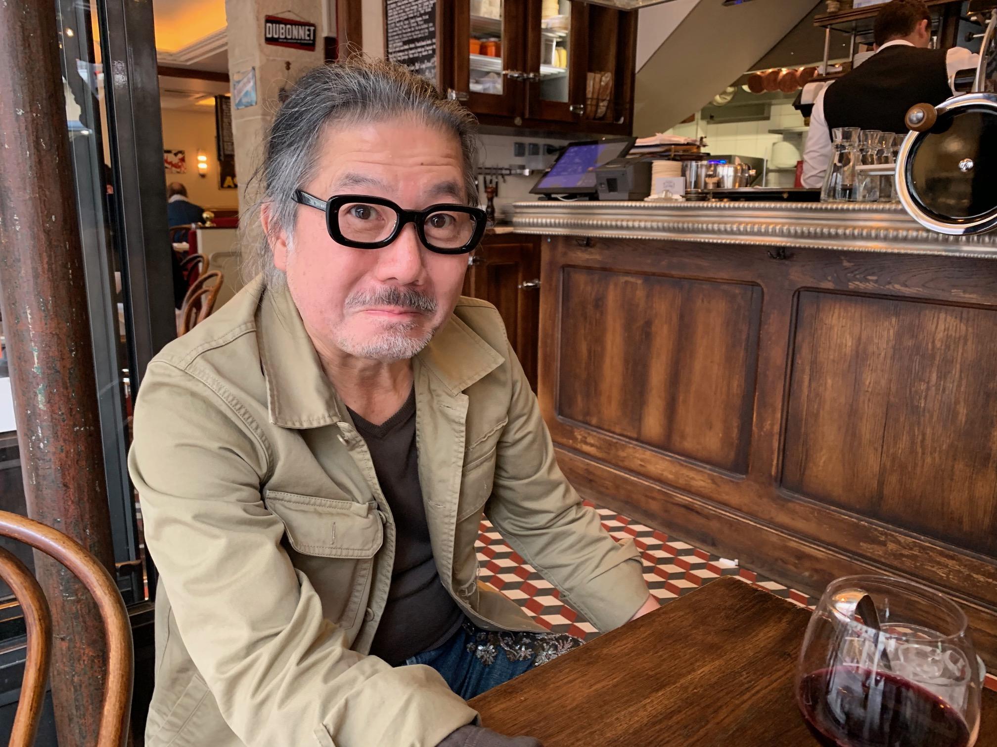 ザ・インタビュー「パリのうどん国虎屋・野本将文、フランスで成功する秘訣」