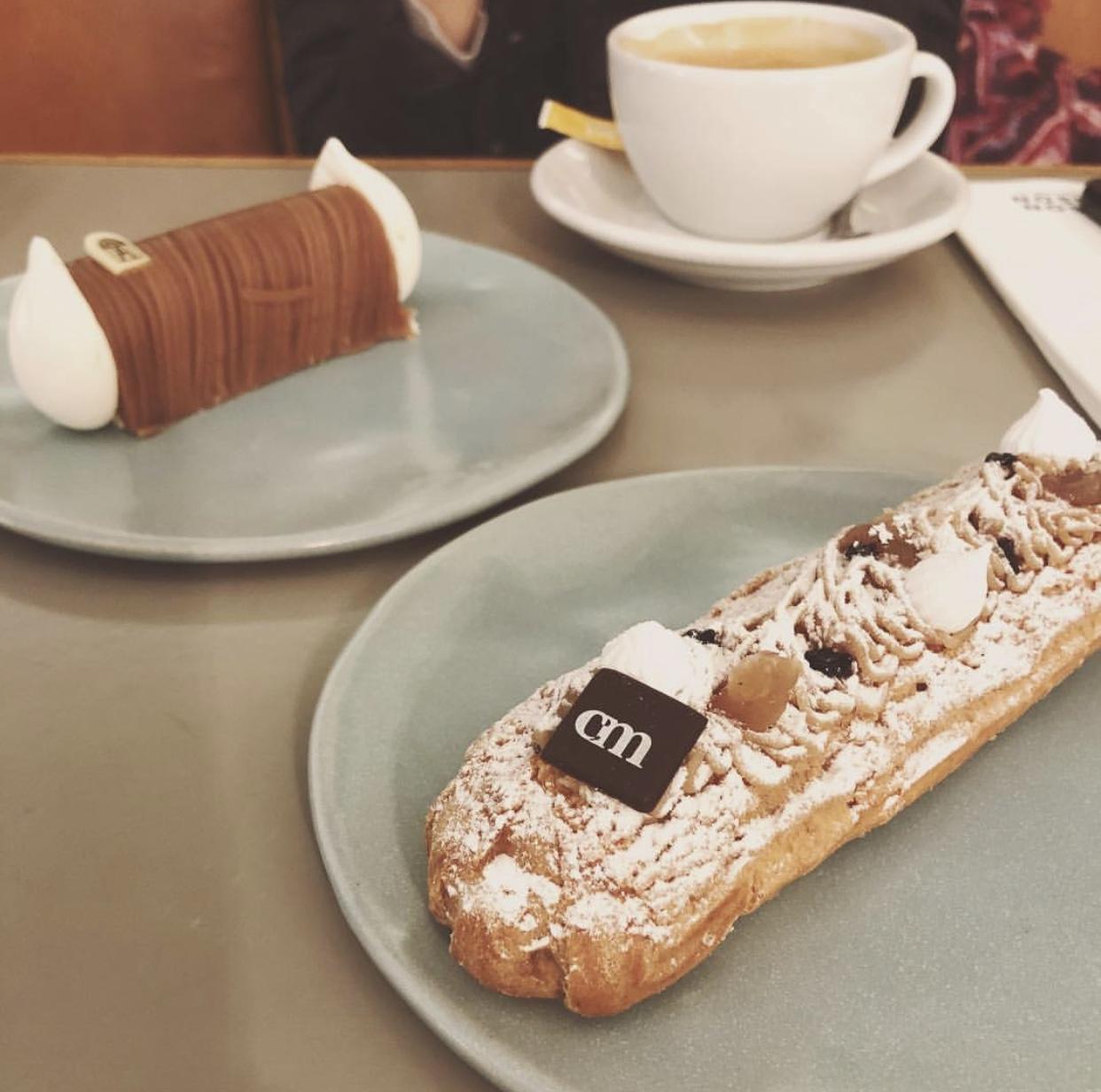 絶品、パリ発祥のモンブラン食べ歩き