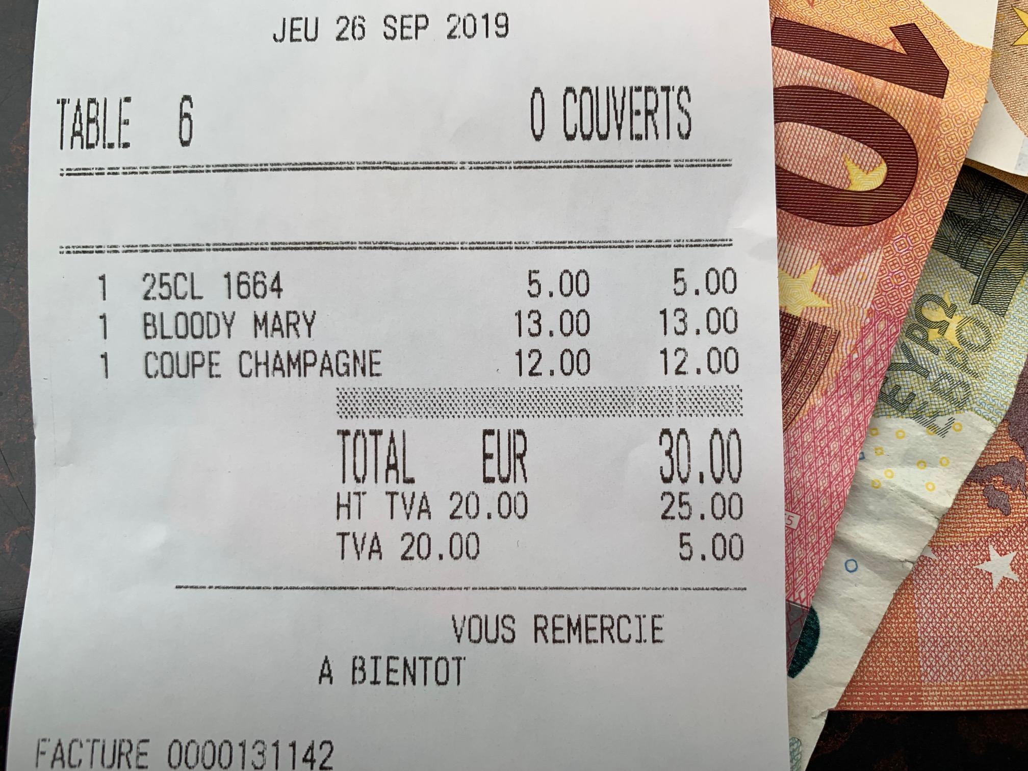 滞仏日記「フランスはなぜ消費税20%なのか」