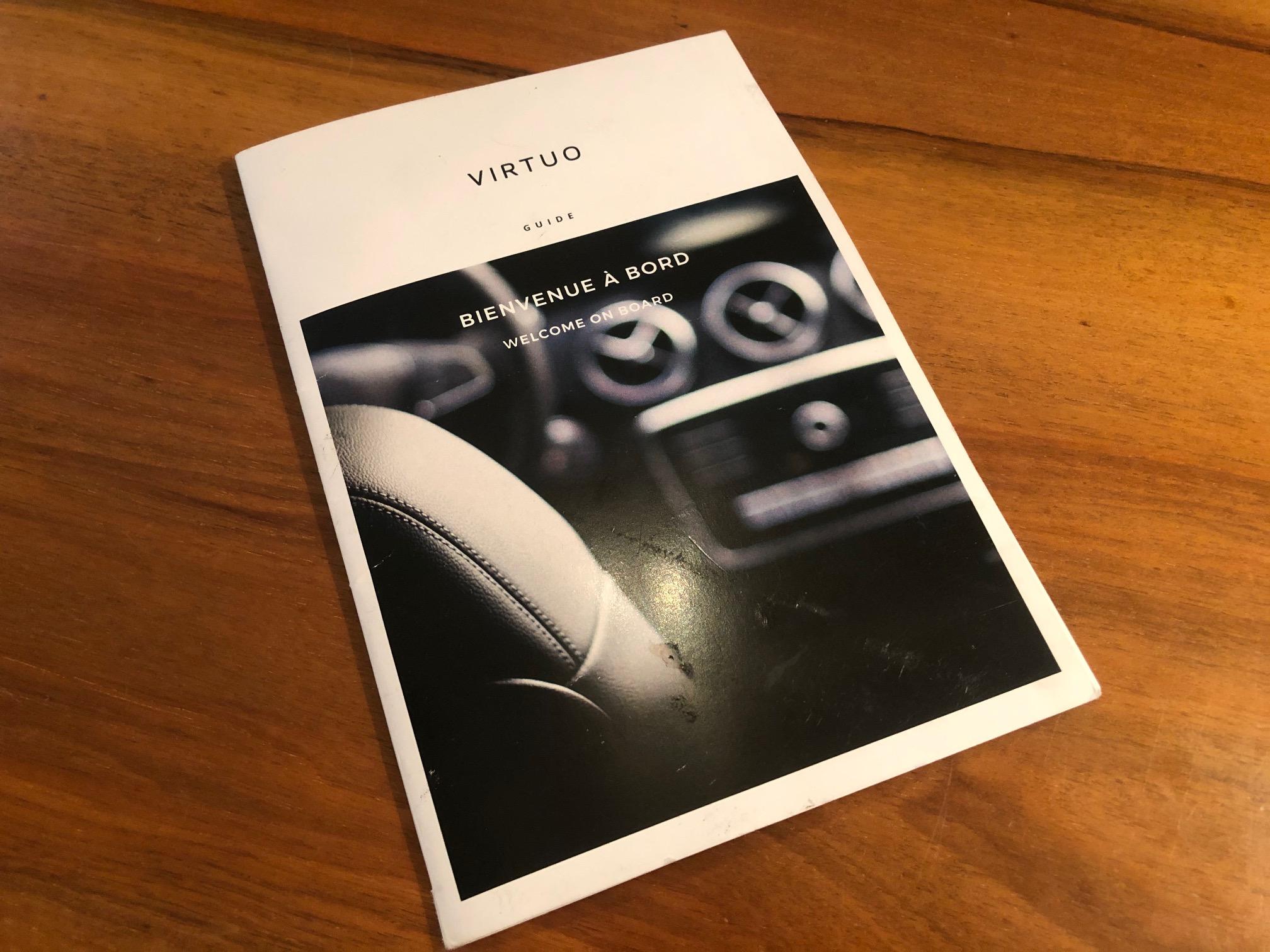 斬新でラグジュアリーなレンタカーサービス、VIRTUOに乗ってみた!