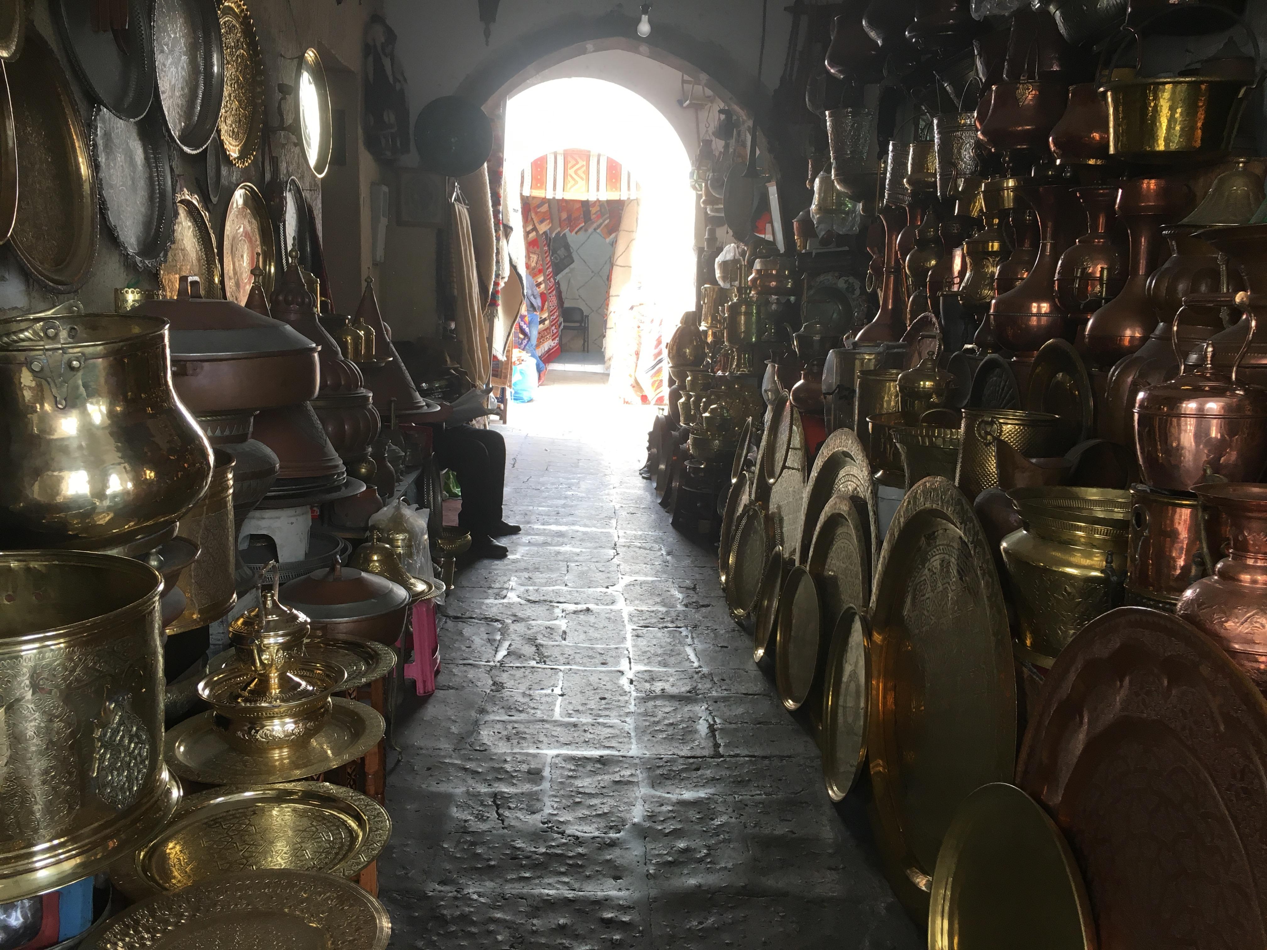 月族的世界、モロッコのカサブランカへ父子旅