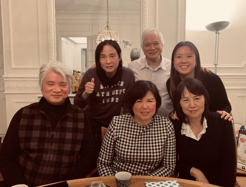 滞仏日記「中国人の家族をはじめて夕食に招いてみた」