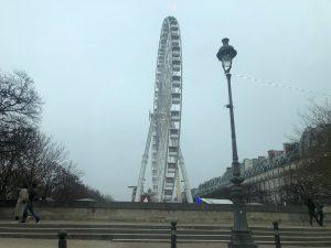 滞仏日記「パリが完全停止、みんな歩け歩けの一日」