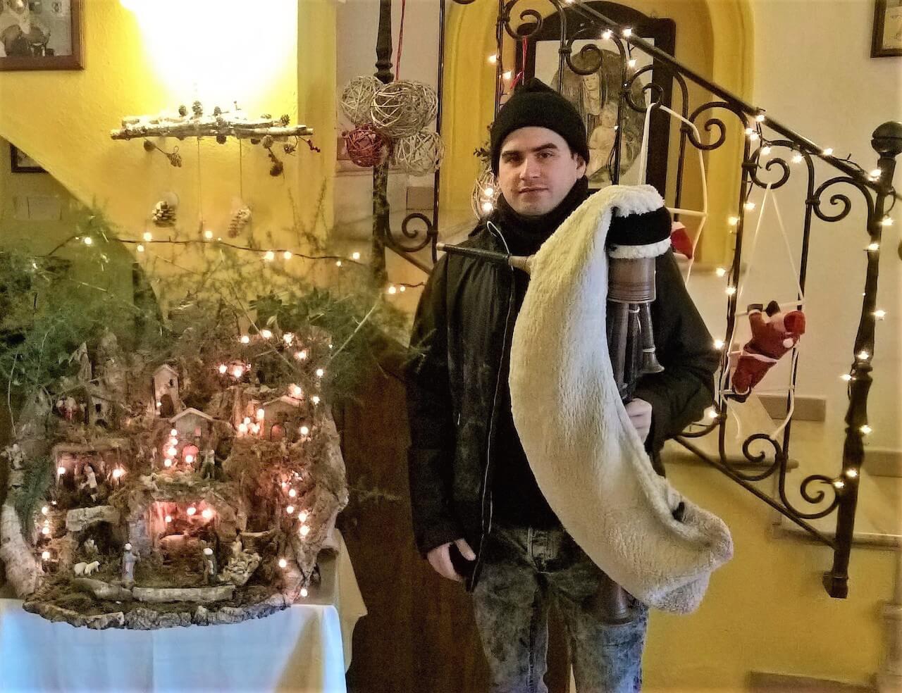 q.b.レシピのないレシピ帳  ~ザンポニャーリが運ぶクリスマス~