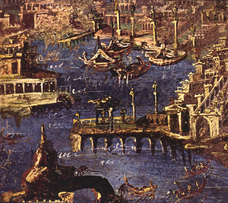 ポテオリ ~古代ロマン息づく聖書の町~