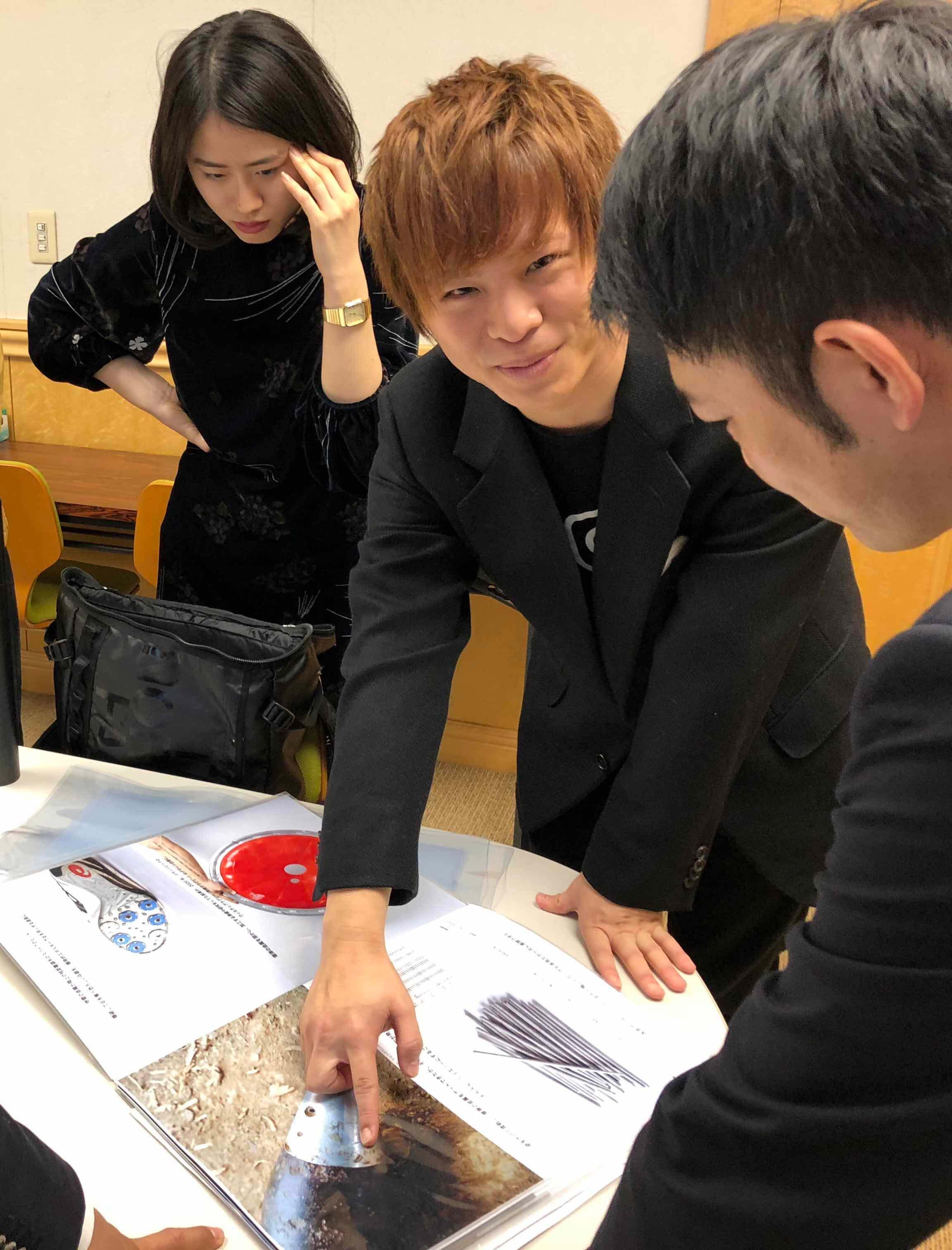 未来を築く若者たちへ「アート&デザイン新世代賞」授賞式