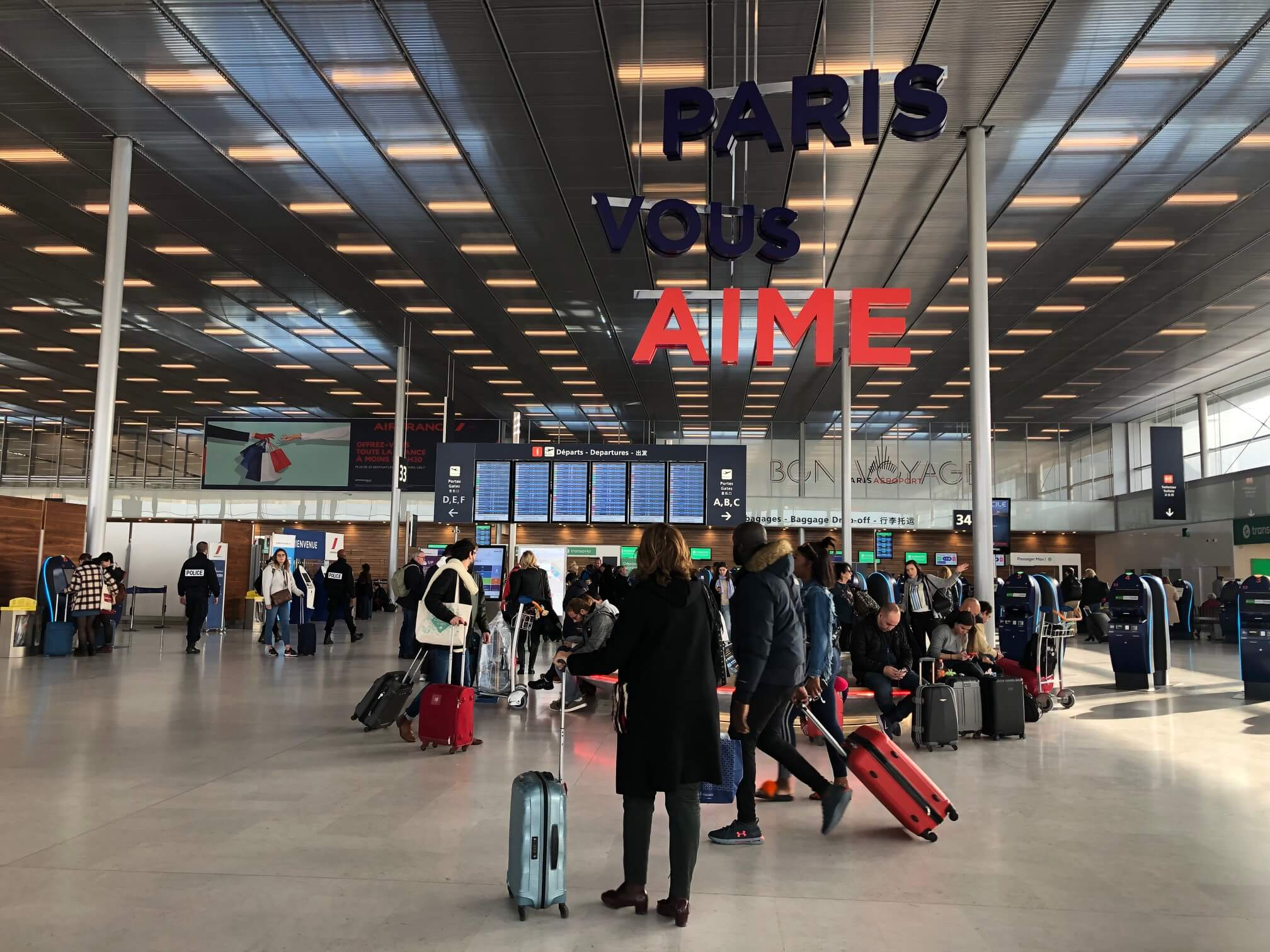 パリ最新情報「フランスでもコロナウイルスに注意」