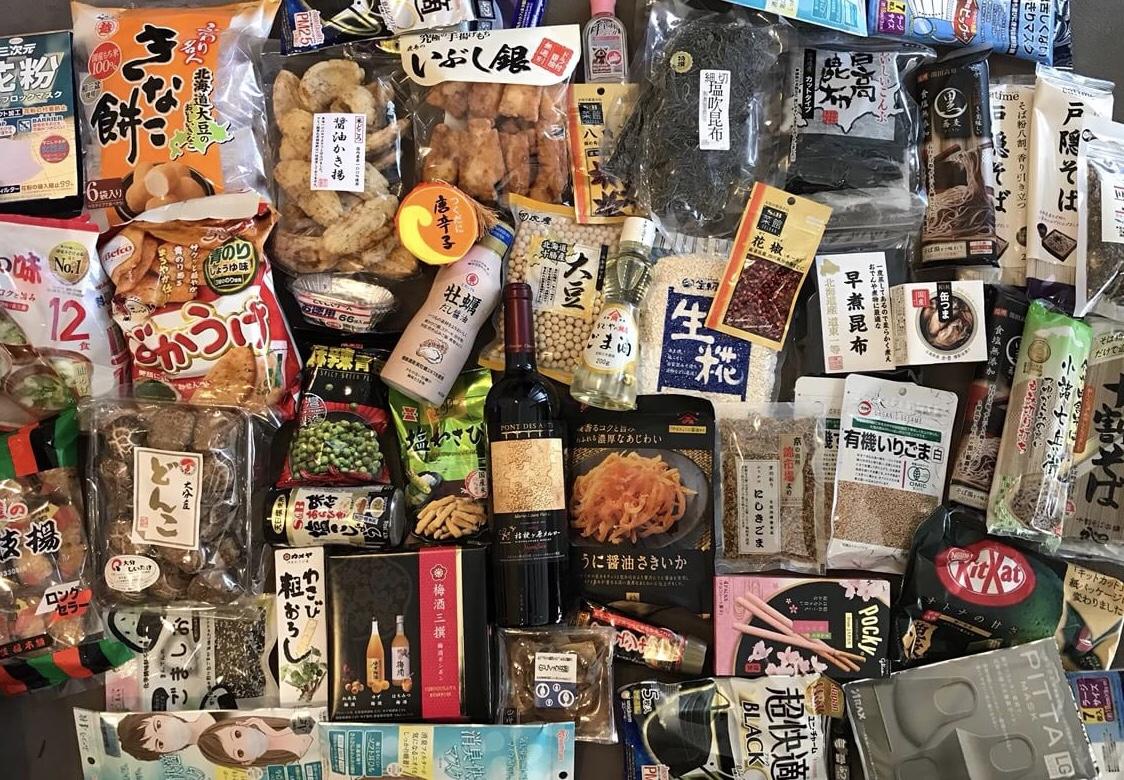 滞仏日記、2「ぼくがパリに買って帰る日本の生活物資」