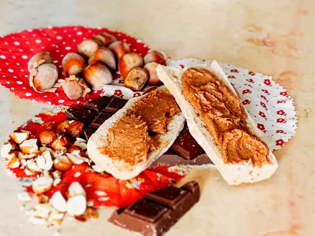 朝食にいかが? ダヴィッドとっておきのチョコレート・スプレッド