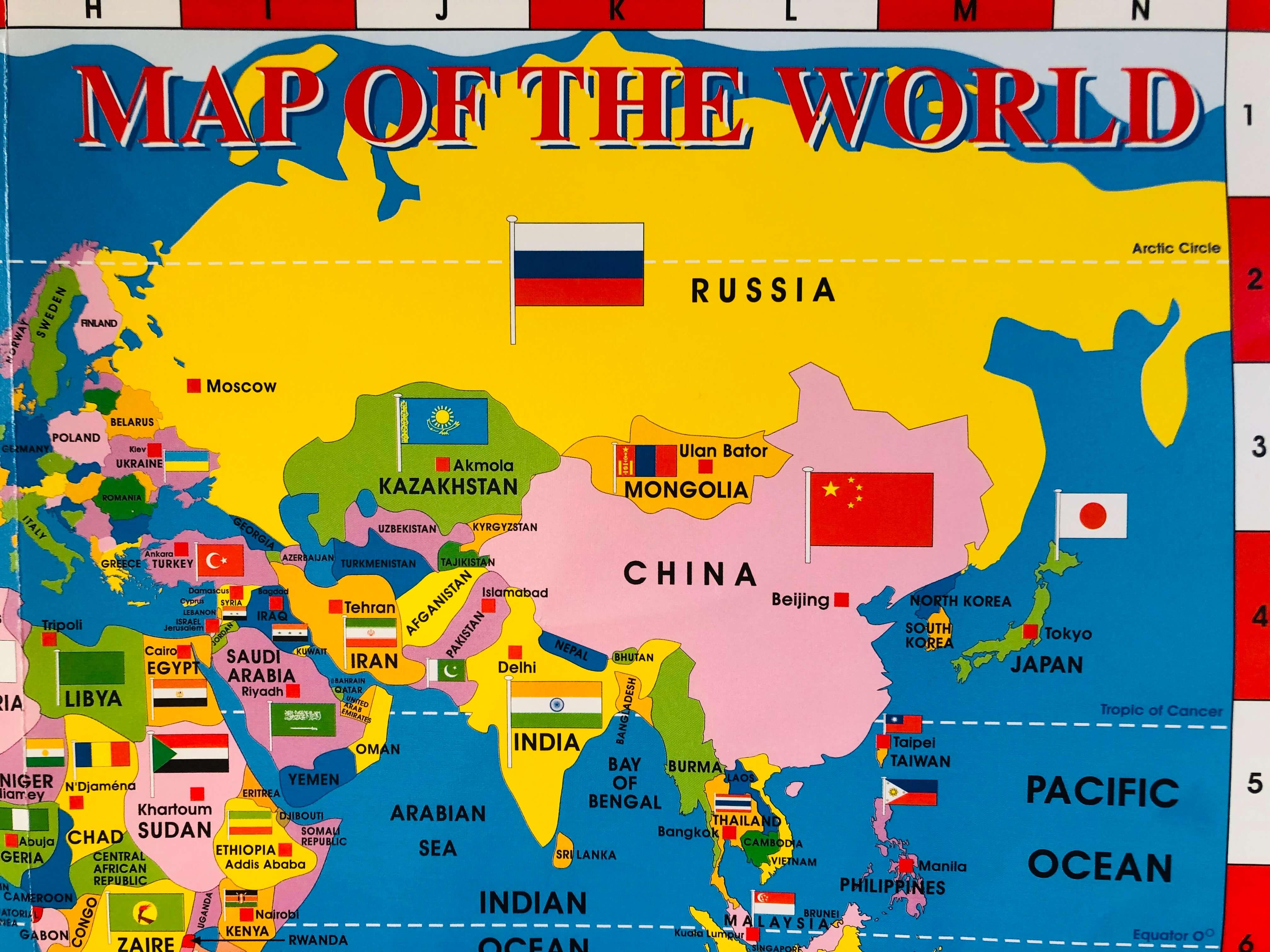 ウイルスの脅威が示す「世界は一つ」