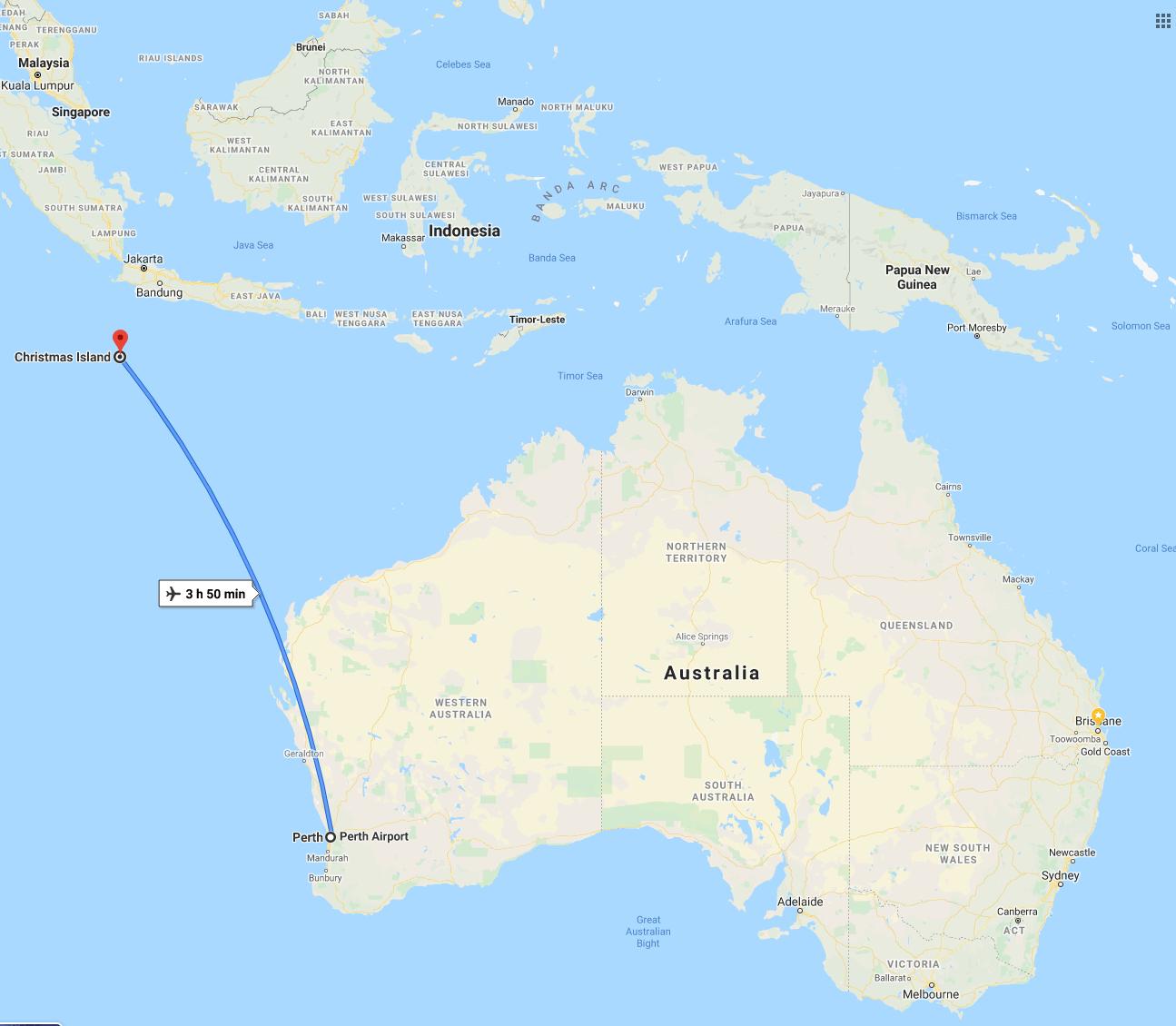 コロナウイルスの猛威、オーストラリア政府の武漢帰還者クリスマス島への隔離計画