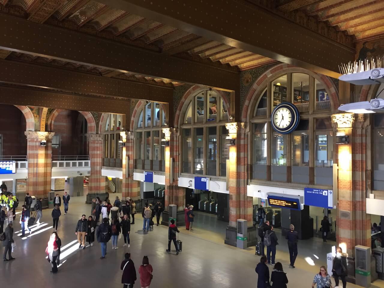 極私的 オランダの美しい駅舎3選