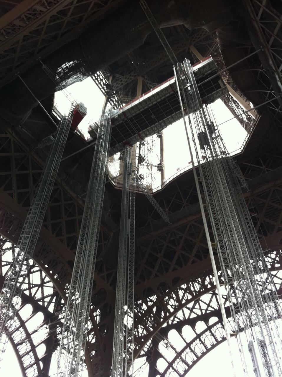 こんな時代でも、エッフェル塔は輝き続ける