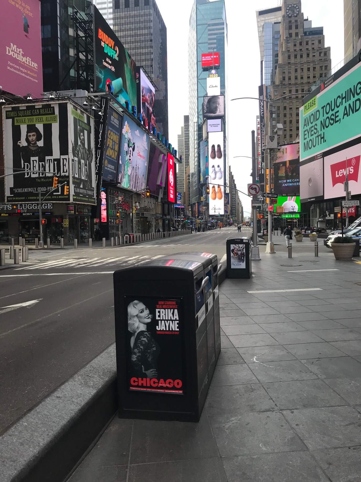 コロナ禍、ニューヨークで思うこと
