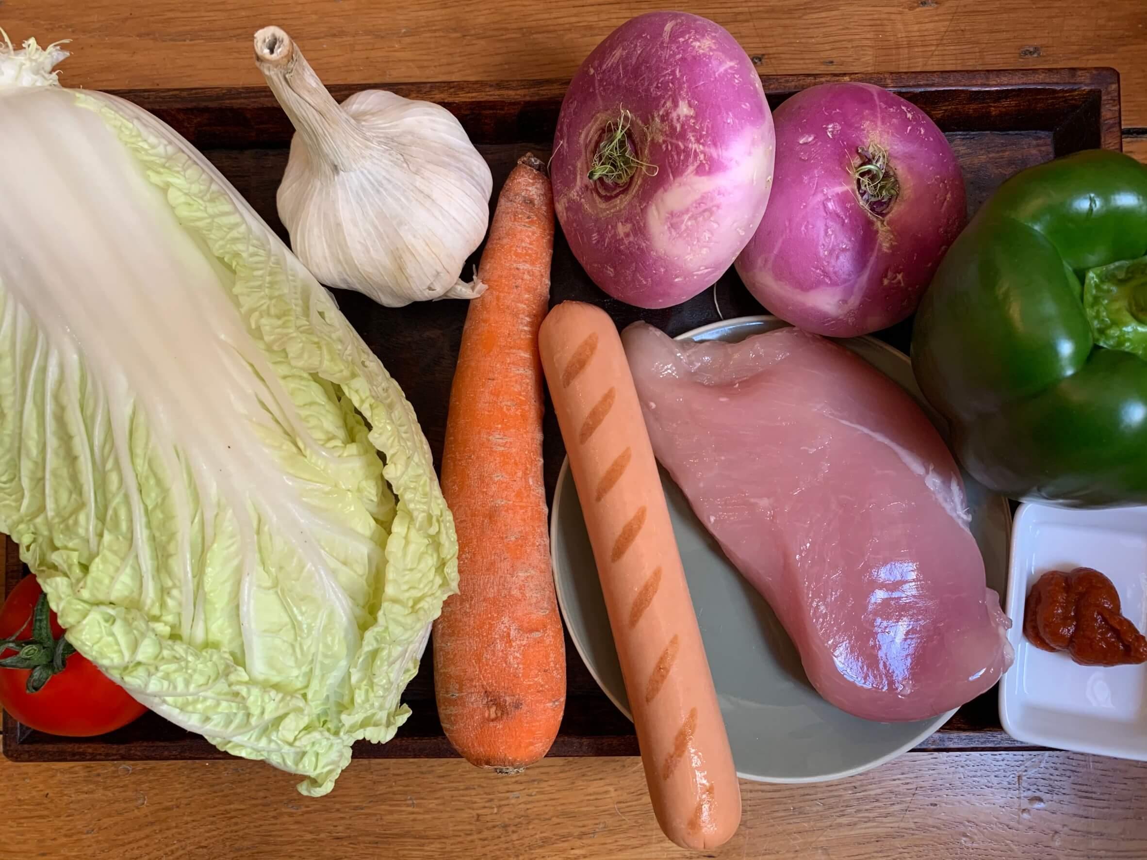 GOTOキッチン「いつもと違うものが食べたい。ならば和風クスクス」