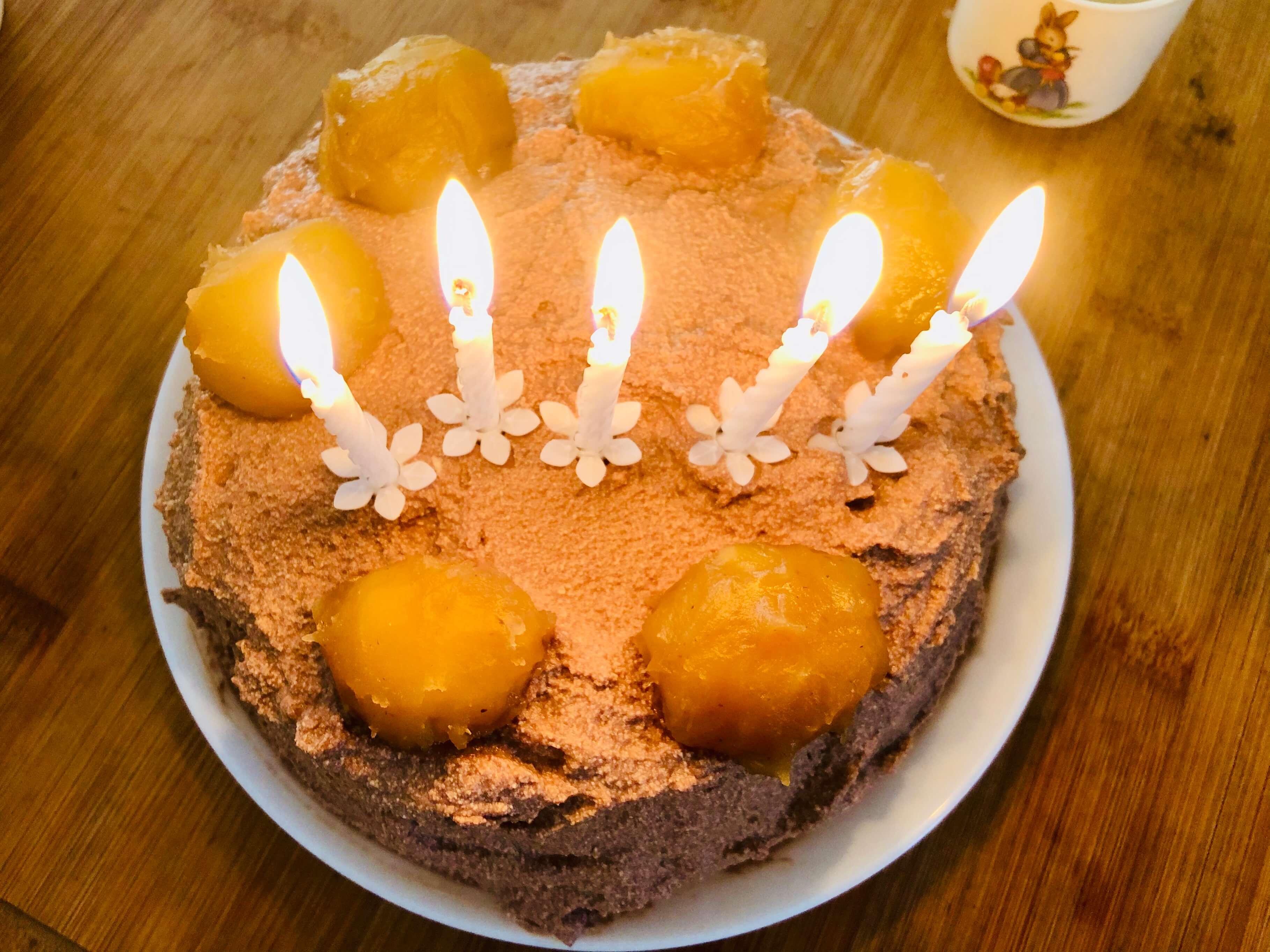 5歳も100歳も、ロックダウン下の誕生日