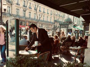パリ最新情報「もしかすると、パリのレストランは夏前まで開かないという噂が、・・・」