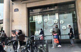 パリ最新情報「パリにショッピングの春が戻ってきた」
