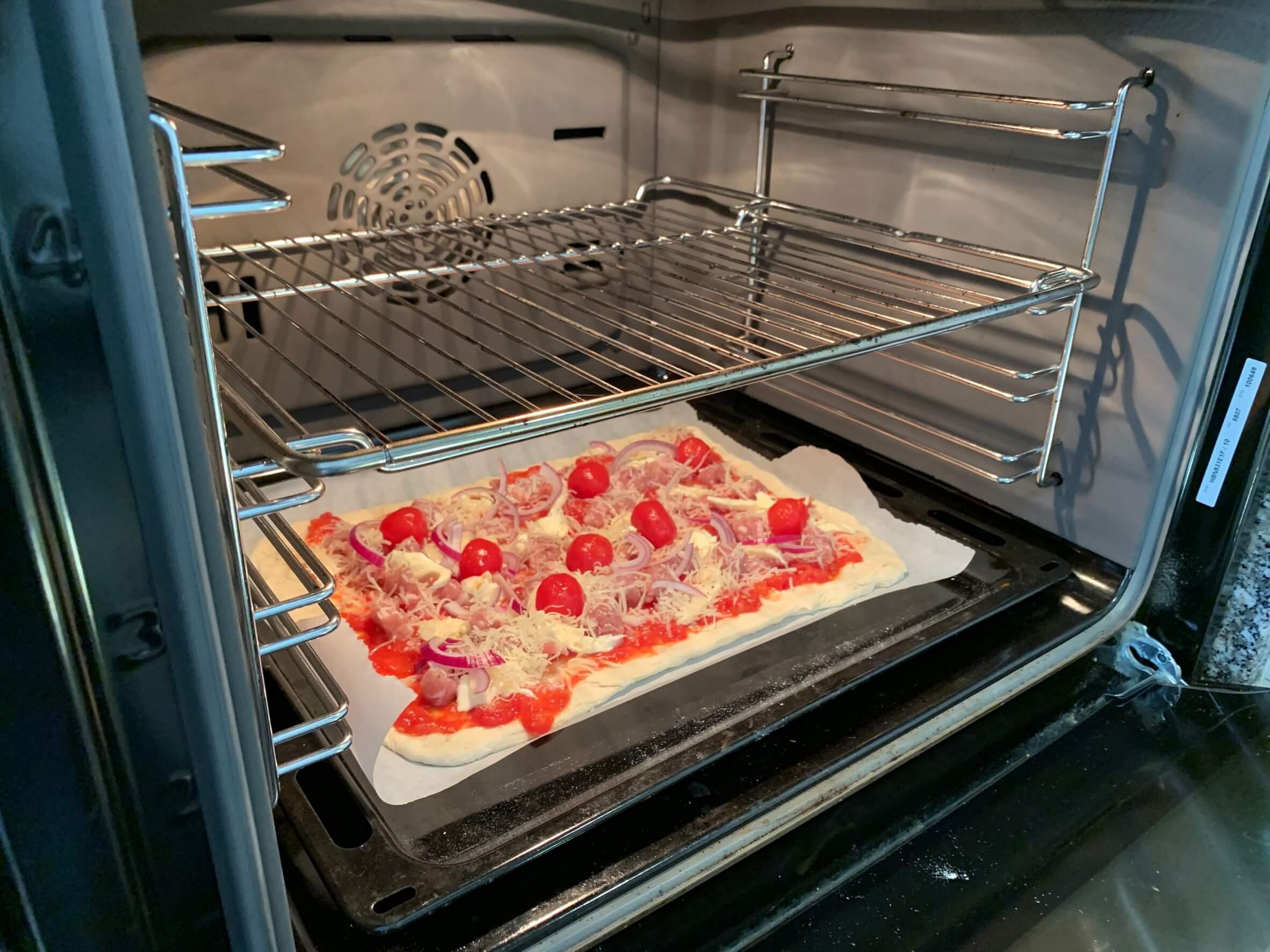 料理日記「パン焼き機で簡単美味しいピザを作る3つのコツ」