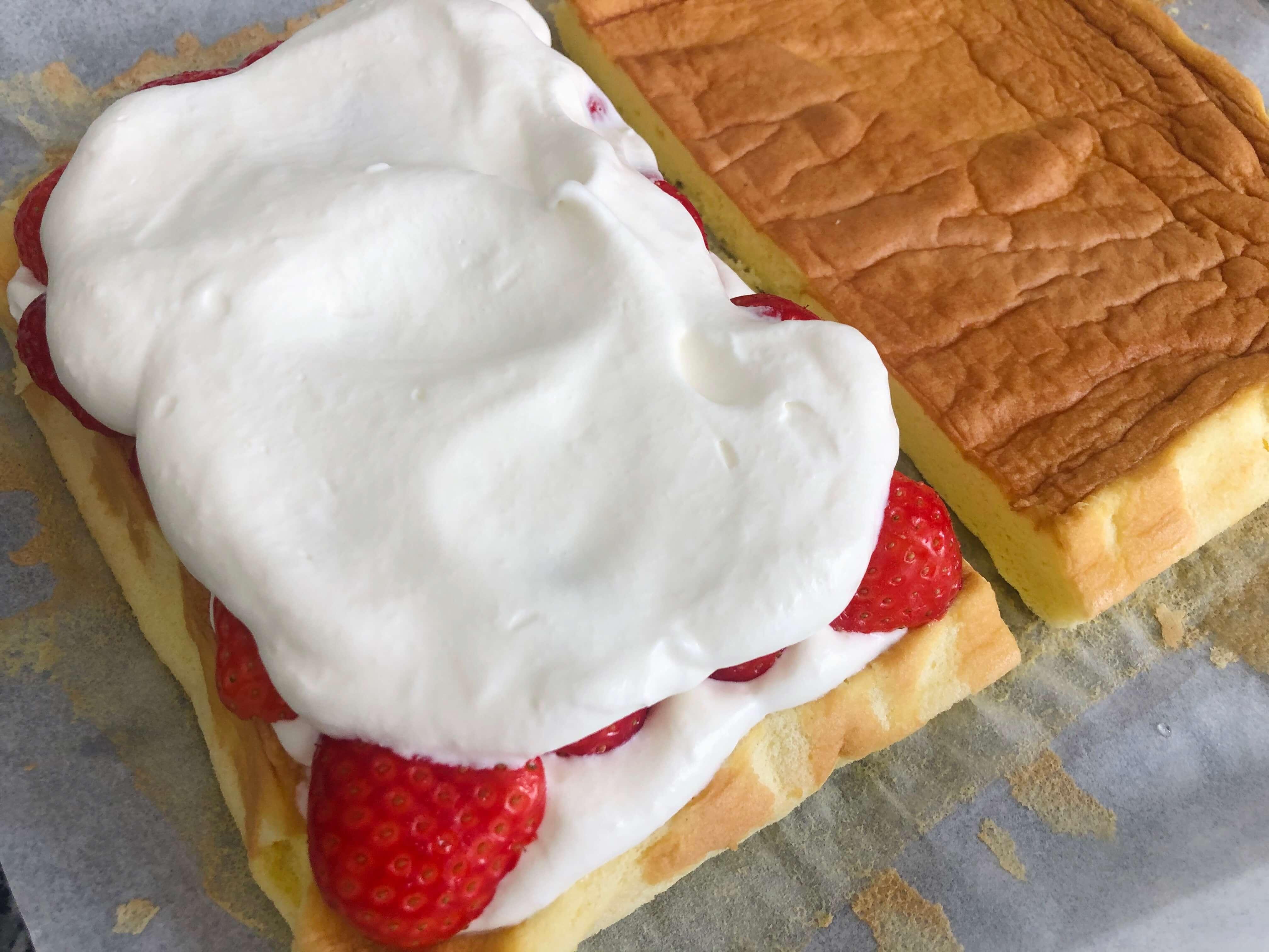 退屈日記「ニコラとマノンのためのショートケーキ」