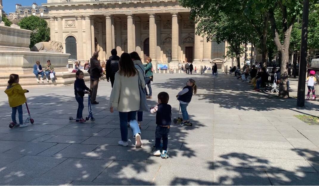 パリ最新情報「9歳男子が死亡。子供に危険が迫る。新型コロナの仕業か?」