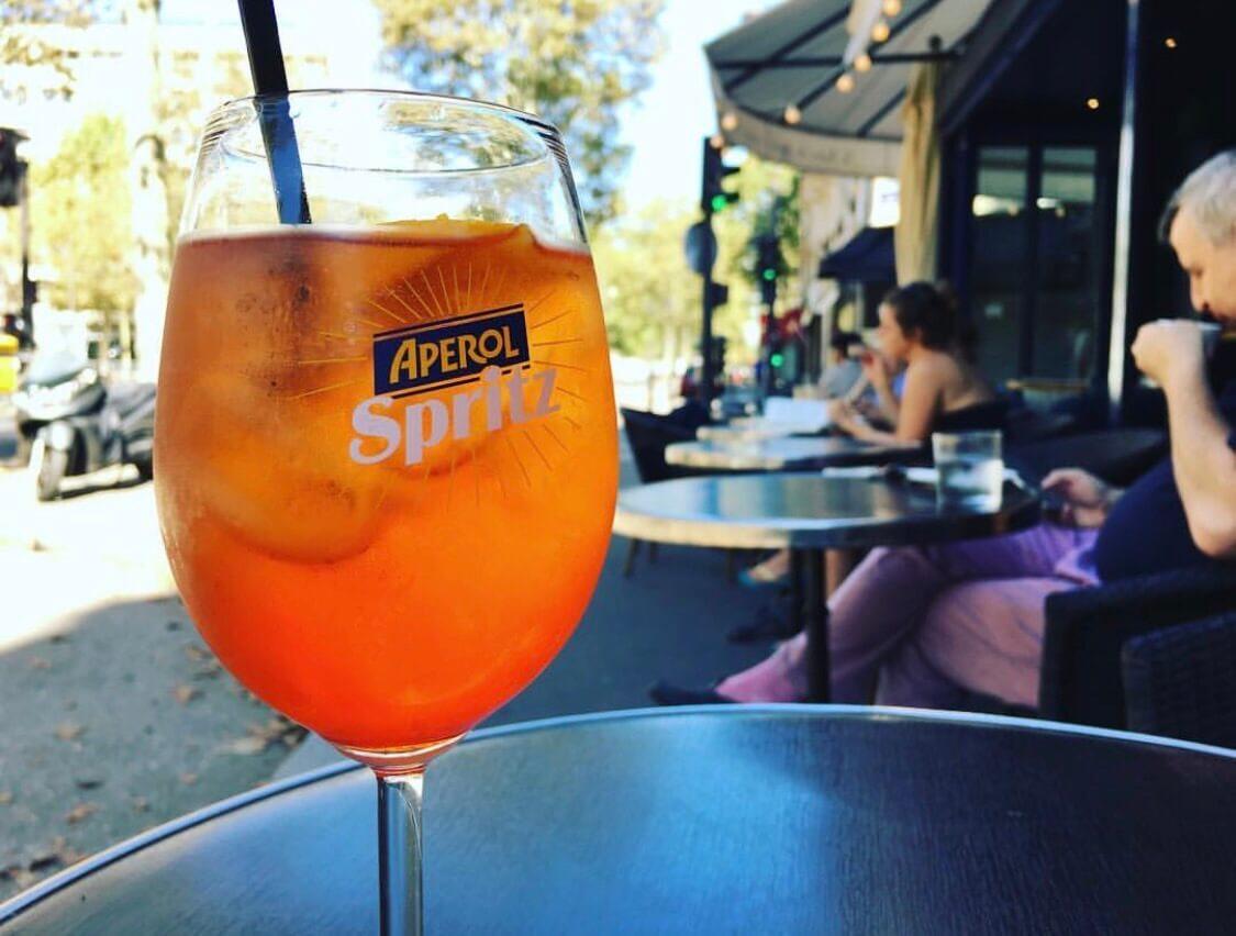 ヴェネツィア生まれの食前酒、スプリッツが飲みたい!
