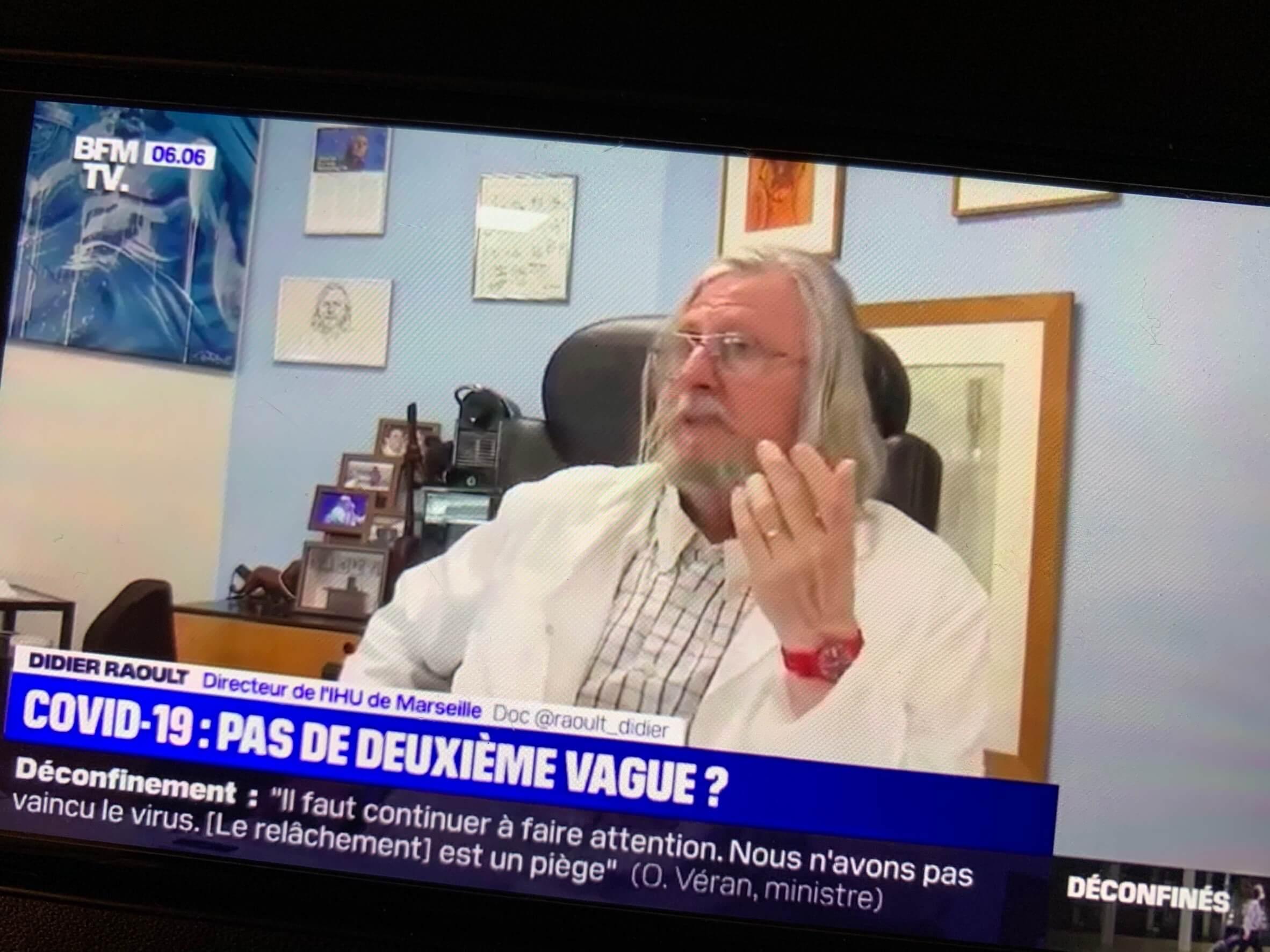 パリ最新情報「世界を騒がす頑固オヤジたち」