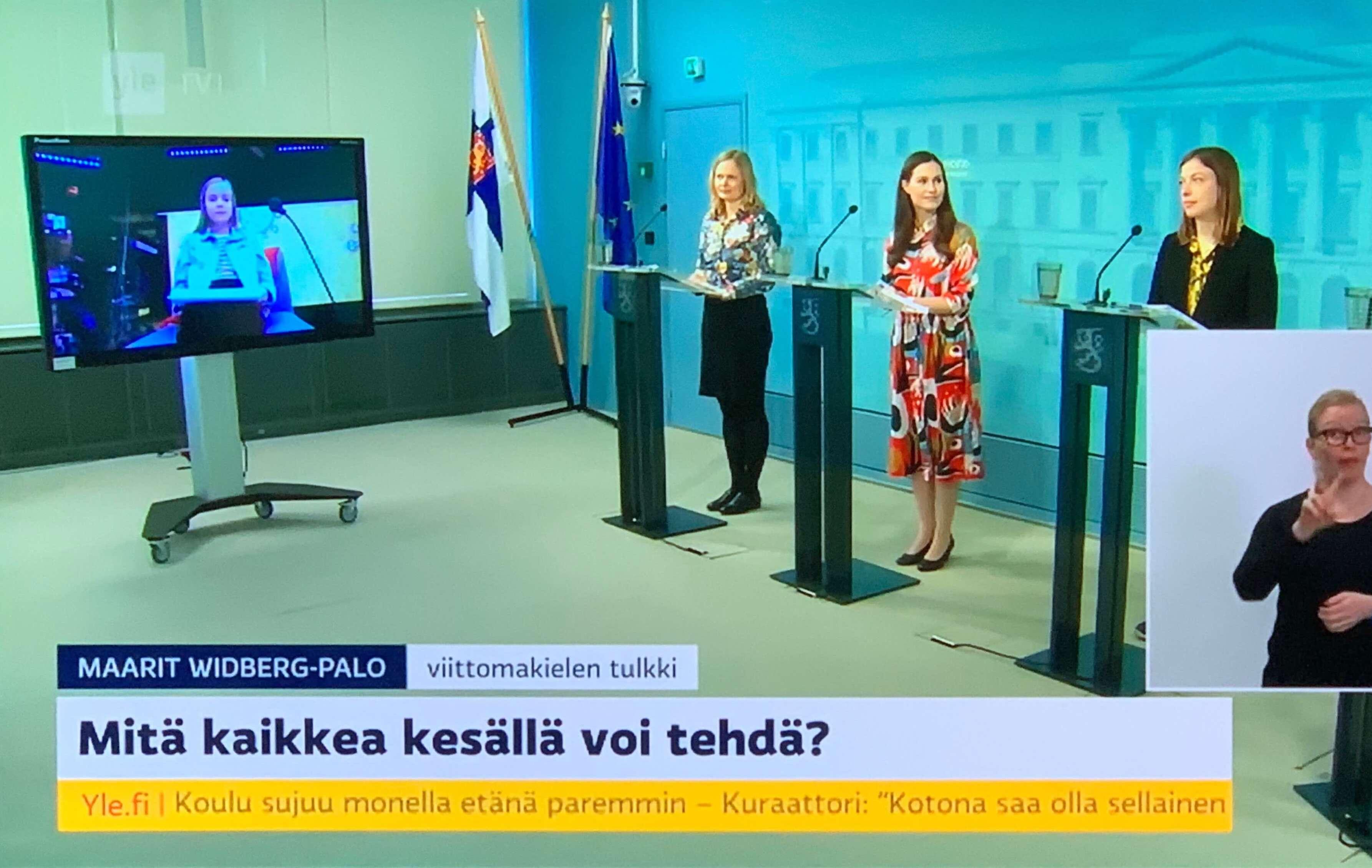 """「34歳の若き首相を生んだフィンランドが教えてくれた""""信頼する""""ということ」〜 コロナの時に国をまとめる若きリーダー 〜"""