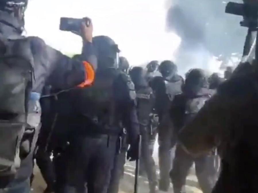 パリ最新情報「デモが過激化、燃え上がるバーニング・パリ。でも大丈夫」