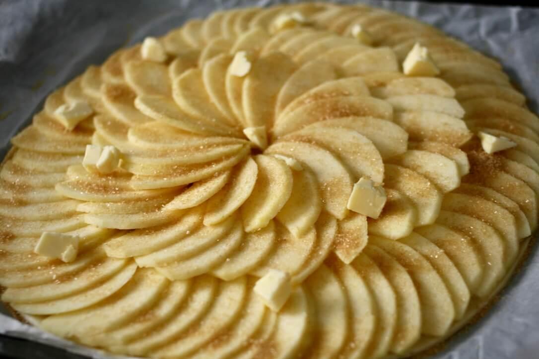 りんごの季節に。子供も大人も大好きタルトフィンヌ・オ・ポム