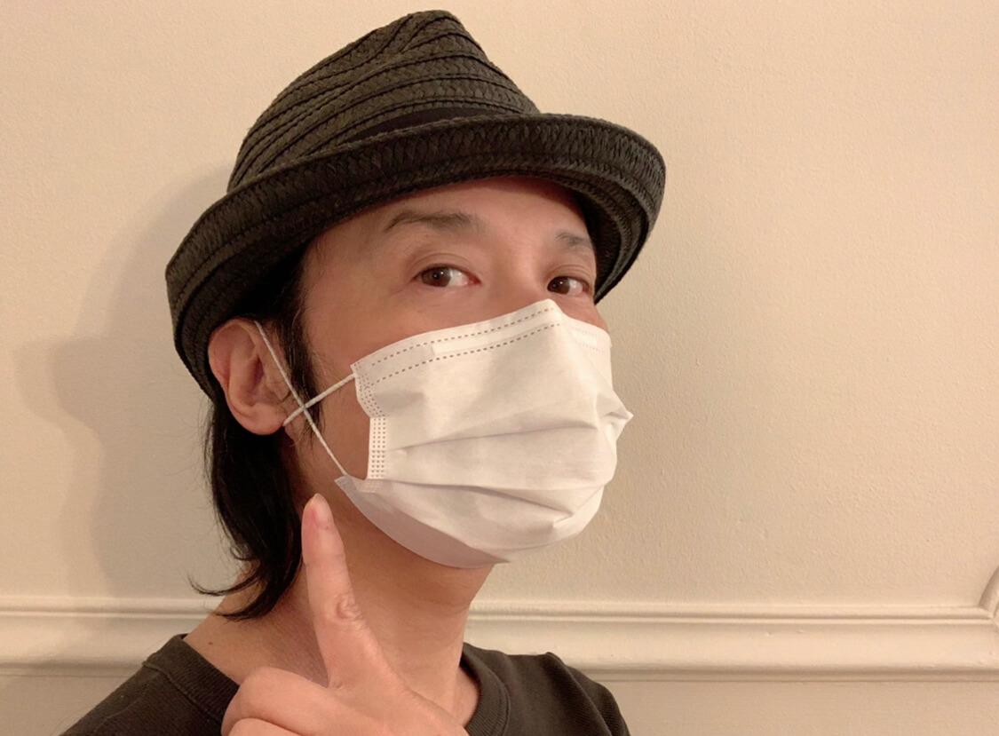 滞仏日記「SHARPマスクで試した、フランスで流行っているマスクの付け方」
