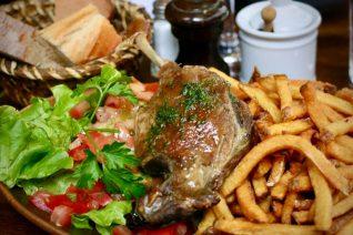 家庭フレンチの定番を「食い道楽のコンフィ・ド・カナール」