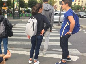パリ最新情報「フランスの学校が再開!」