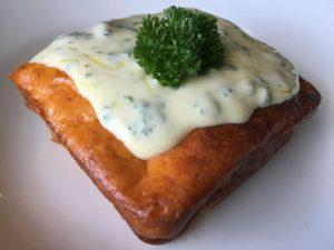 暮らしの日記「GOTOキッチン、サーモンのパテ」