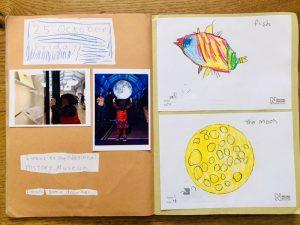 イギリスの小学生が「学習日記」で学ぶこと