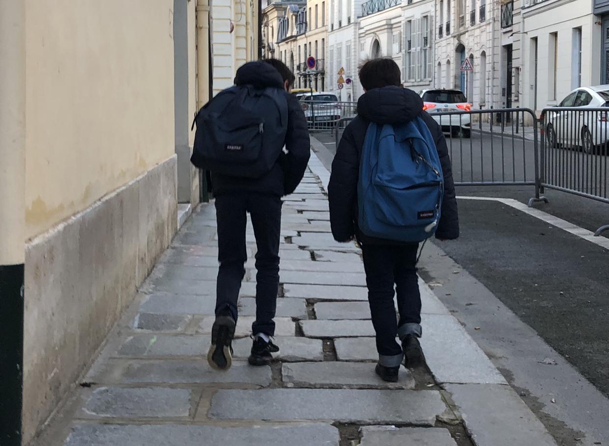 パリ最新情報「感染再拡大のフランス、でも新学期は予定通り」