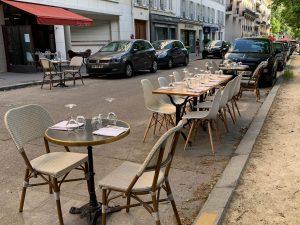 パリ最新情報「日仏飲食業支援の比較。時短要請協力金vs連帯基金からの補助金」