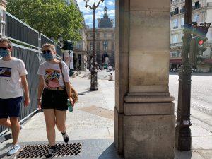 パリ最新情報「過去最多の感染者数となったフランスを分析する」
