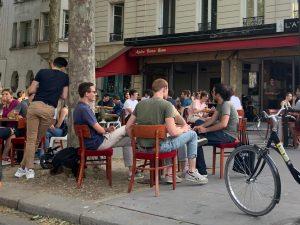 パリ最新情報「6月30日、フランスは元の世界に戻る」