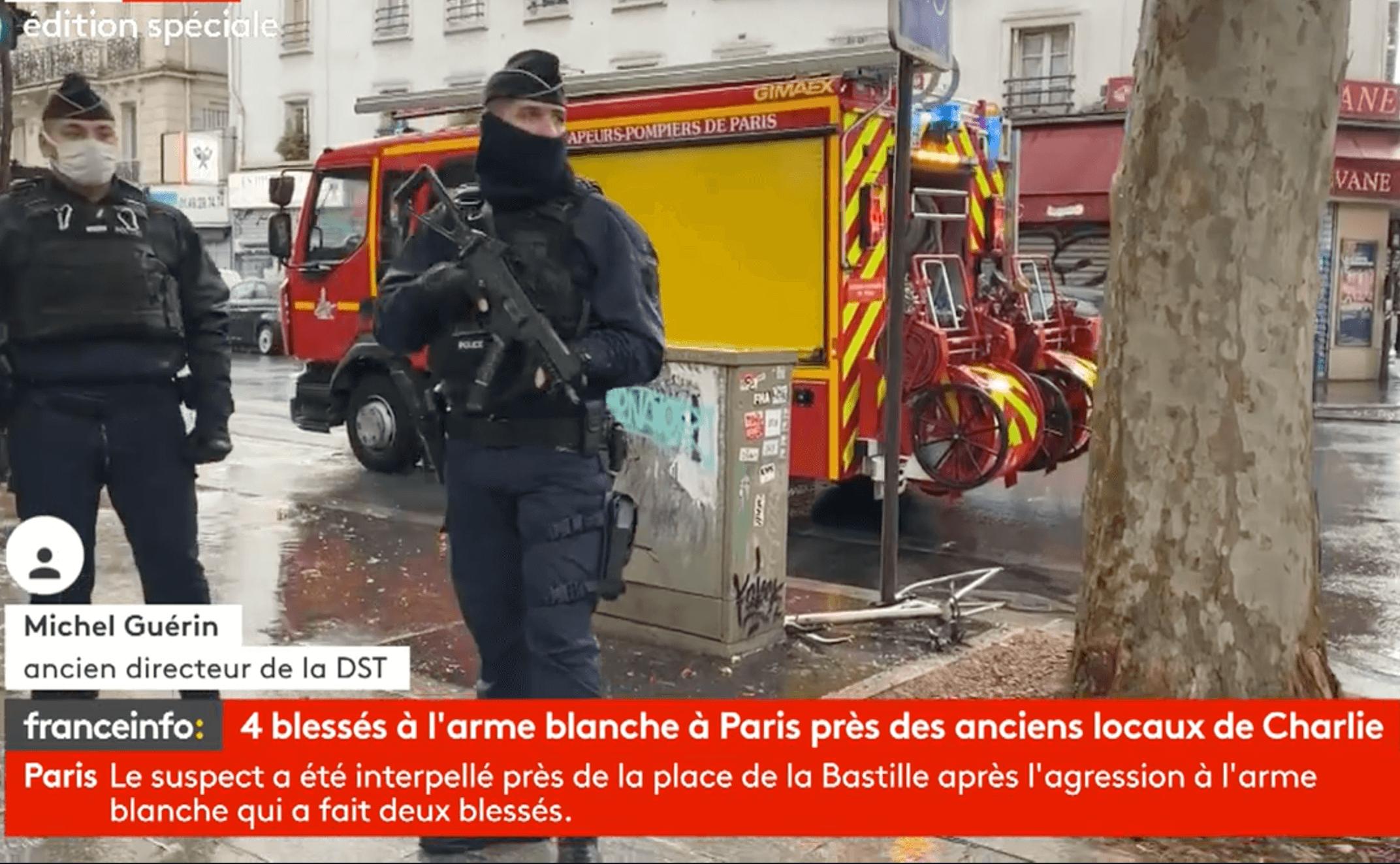 速報、パリ最新情報「パリで再びテロ(?)が発生。一部地区がロックダウン」