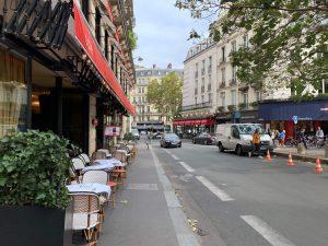 パリ最新情報「フランス相変わらずコロナ最前線にあり」