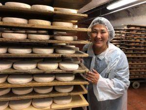 6月27日の地球カレッジは「チーズってなぁーに? パリジャン風チーズの選び方」
