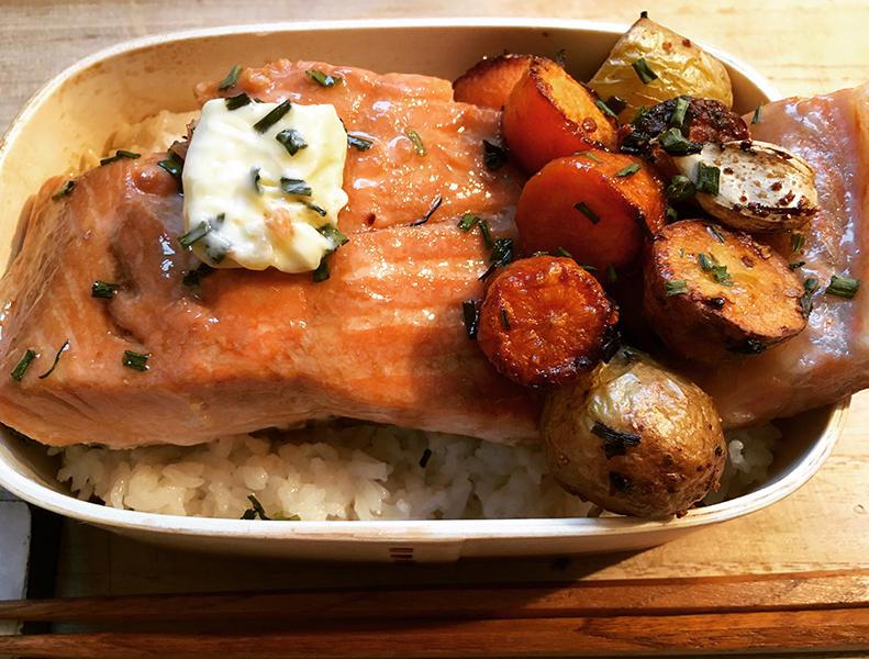 GOTOキッチン「父ちゃんが息子のために作ったお弁当1000箱」