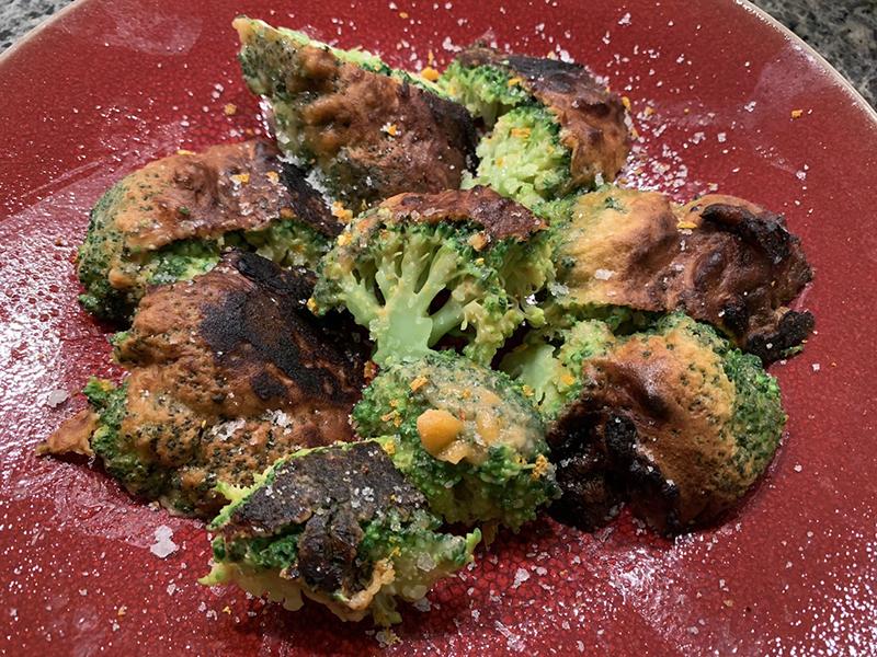 GOTOキッチン「ブロッコリーのタリアータ」