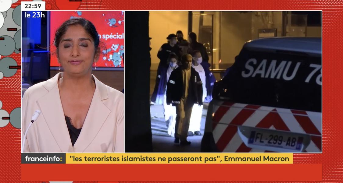 速報・パリ最新情報「パリ郊外で再び残虐なテロ。息子の親友の母校で」